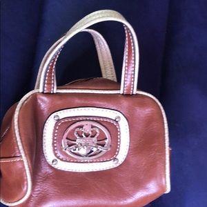 Mini handbag Kathy Van Zeeland